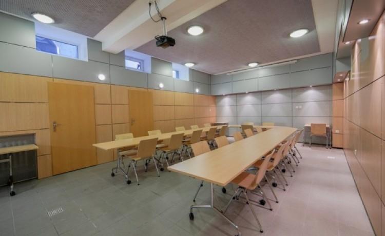 zdjęcie sali konferencyjnej, Kopernika 26, Katowice