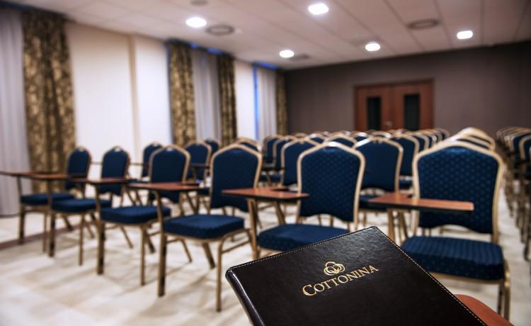 Hotel *** Cottonina Hotel & Mineral SPA Resort / 2