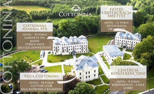 Hotel *** Cottonina Hotel & Mineral SPA Resort / 0