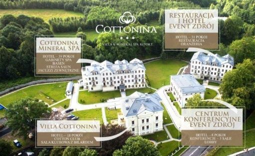 Hotel *** Cottonina Villa & Mineral SPA Resort / 0
