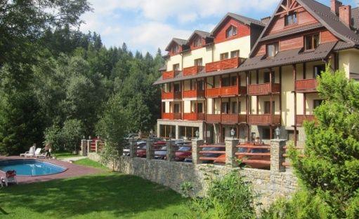 zdjęcie obiektu, Hotel & SPA Jawor***, Zawoja