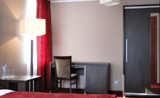 zdjęcie pokoju, Centrum Konferencyjno-Rekreacyjne Wellavil, Lidzbark