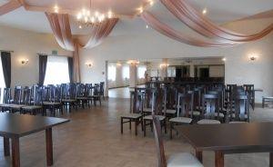 zdjęcie sali konferencyjnej, Hotel Podzamcze, Góra Kalwaria