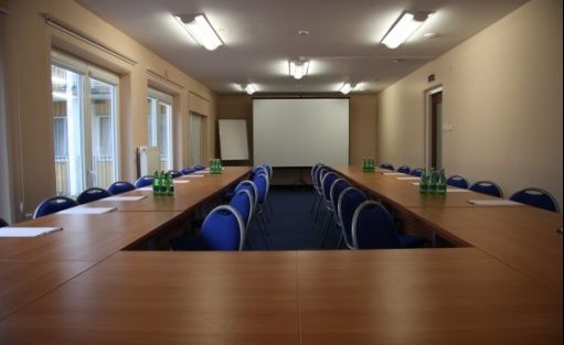 zdjęcie sali konferencyjnej, Obiekt Hotelarski Patron, Warszawa