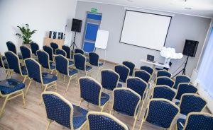 zdjęcie sali konferencyjnej, Hotel*** Jastarnia, Jastarnia