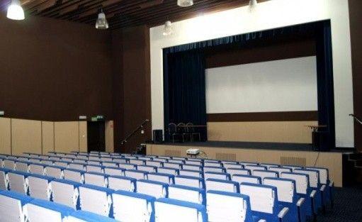 zdjęcie sali konferencyjnej, Rewita WDW Waplewo, Waplewo (Olsztynek)