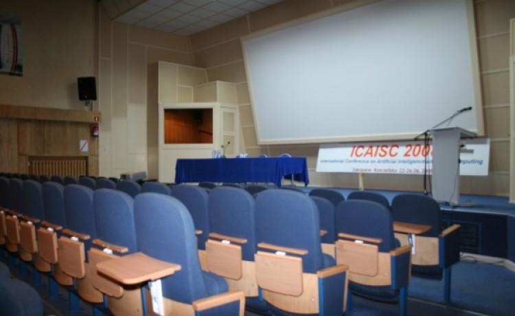zdjęcie sali konferencyjnej, Rewita WDW Zakopane , Kościelisko