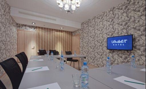 zdjęcie sali konferencyjnej, Hotel Lenart****, Kraków