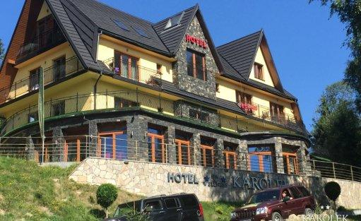Hotel ** Hotel Karolek / 0