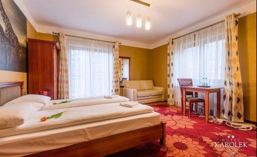 Hotel ** Hotel Karolek / 21