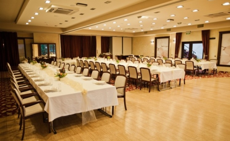 zdjęcie sali konferencyjnej, Hotel Rodan sport + relaks, Poznań
