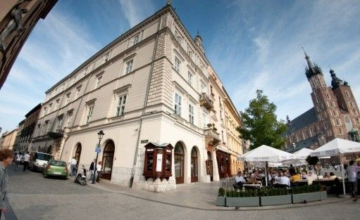 Hotel ***** The Bonerowski Palace***** / 0