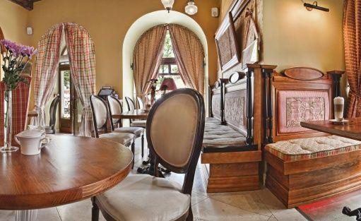Hotel ***** The Bonerowski Palace***** / 27