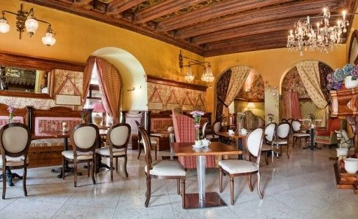 Hotel ***** The Bonerowski Palace***** / 26