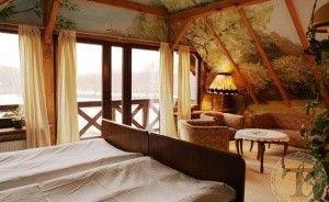 zdjęcie pokoju, Tamarynowa Osada, Łowyń