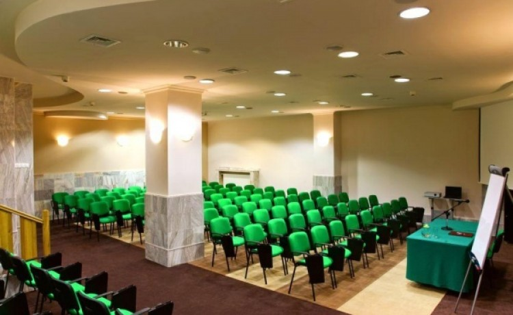 zdjęcie sali konferencyjnej, Hotel Wilga, Ustroń