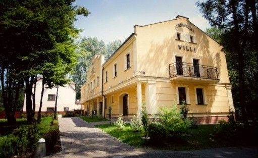 zdjęcie obiektu, HOTEL RESTAURACJA DĄBRÓWKA, Jastrzębie-Zdrój