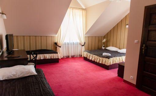 Hotel *** Hotel & Restauracja Podzamcze  / 4