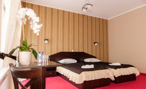 Hotel *** Hotel & Restauracja Podzamcze  / 3