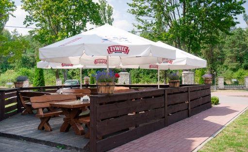 Hotel *** Hotel & Restauracja Podzamcze  / 9