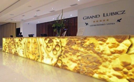 Hotel ***** Grand Lubicz Uzdrowisko Ustka / 0