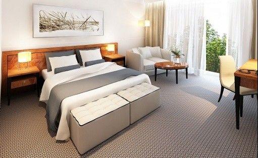 zdjęcie pokoju, Hotel Grand Lubicz Ustka, Ustka