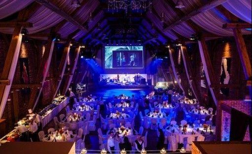zdjęcie sali konferencyjnej, Hotel Zamek Topacz, Kobierzyce / Wrocław