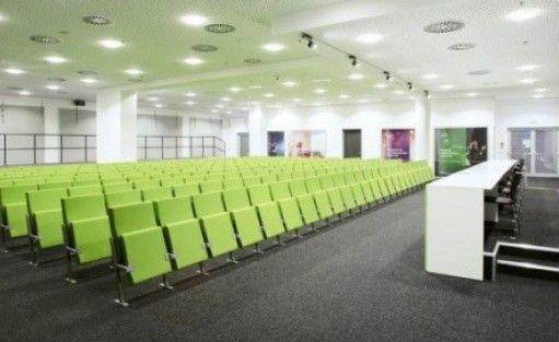 zdjęcie sali konferencyjnej, Stadion Miejski we Wrocławiu, Wrocław