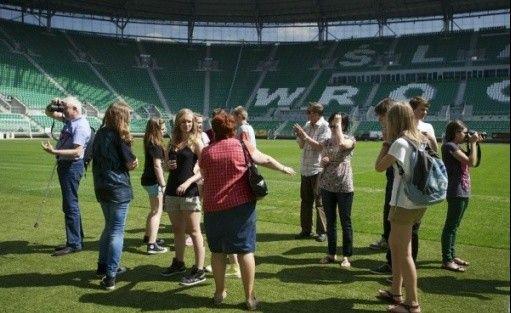 zdjęcie usługi dodatkowej, Stadion Miejski we Wrocławiu, Wrocław