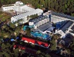 Kompleks Wczasowo - Sanatoryjny SANDRA SPA w Pogorzelicy