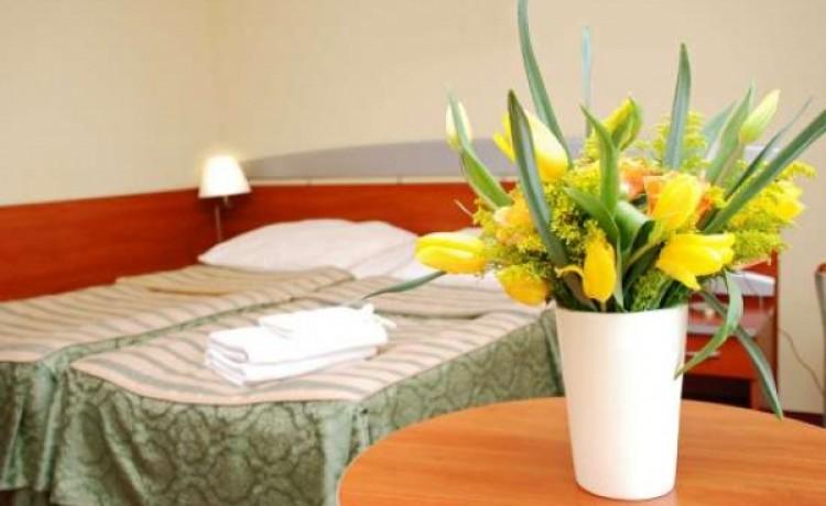 zdjęcie pokoju, Kompleks Wczasowo - Sanatoryjny SANDRA SPA w Pogorzelicy, Pogorzelica