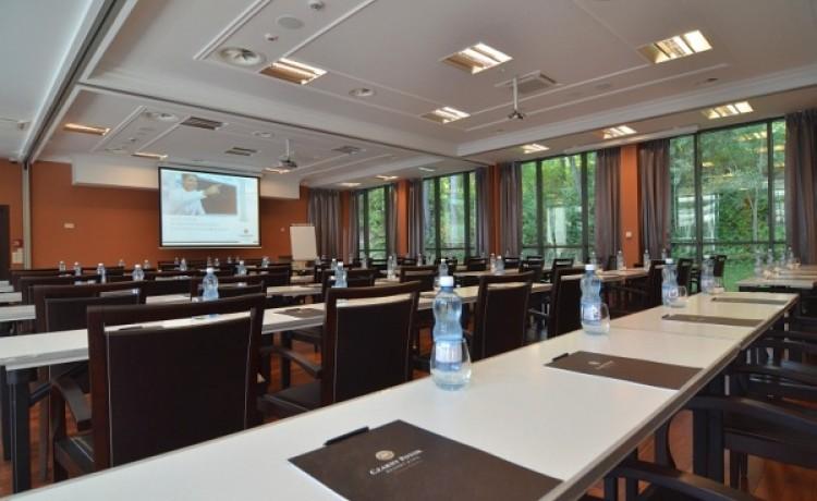 zdjęcie sali konferencyjnej, Hotel Czarny Potok Resort & Spa, Krynica-Zdrój