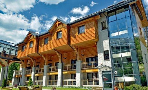 Hotel **** Hotel Czarny Potok Resort SPA & Conference / 1