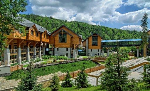 Hotel **** Hotel Czarny Potok Resort SPA & Conference / 6