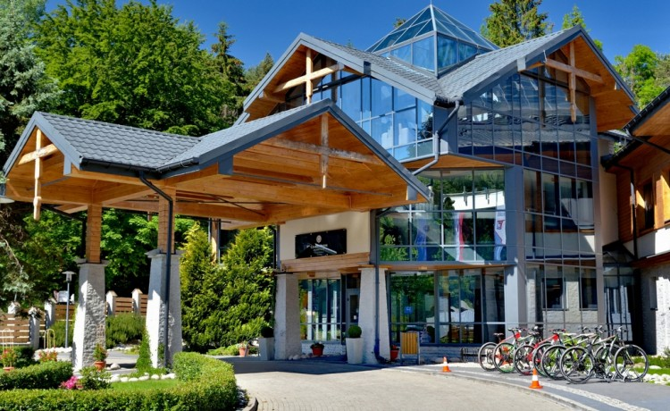 Hotel **** Hotel Czarny Potok Resort SPA & Conference / 8