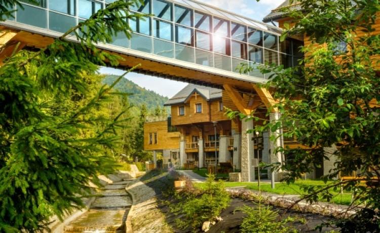 zdjęcie obiektu, Hotel Czarny Potok Resort & Spa, Krynica-Zdrój