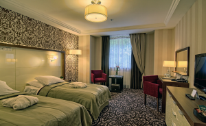 Hotel Czarny Potok Resort SPA & Conference Hotel **** / 9