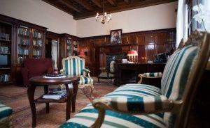 zdjęcie pokoju, Pałac Żelazno, Kłodzko