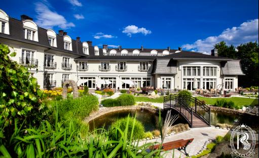 Hotel **** Rezydencja Luxury Hotel**** / 0