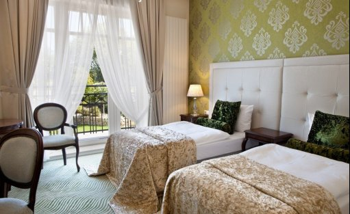 Hotel **** Rezydencja Luxury Hotel**** / 10