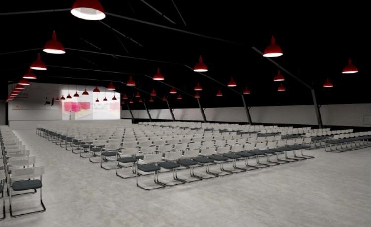 zdjęcie sali konferencyjnej, DomExpo Opole, Opole