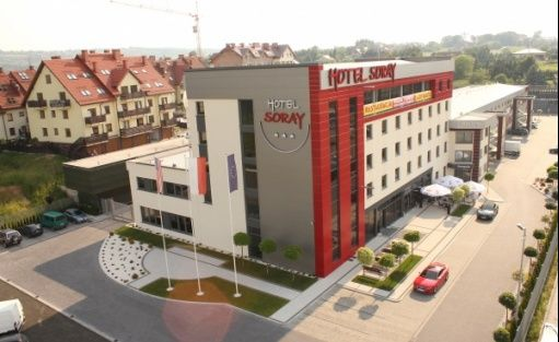 Hotel SORAY***Kraków -Wieliczka