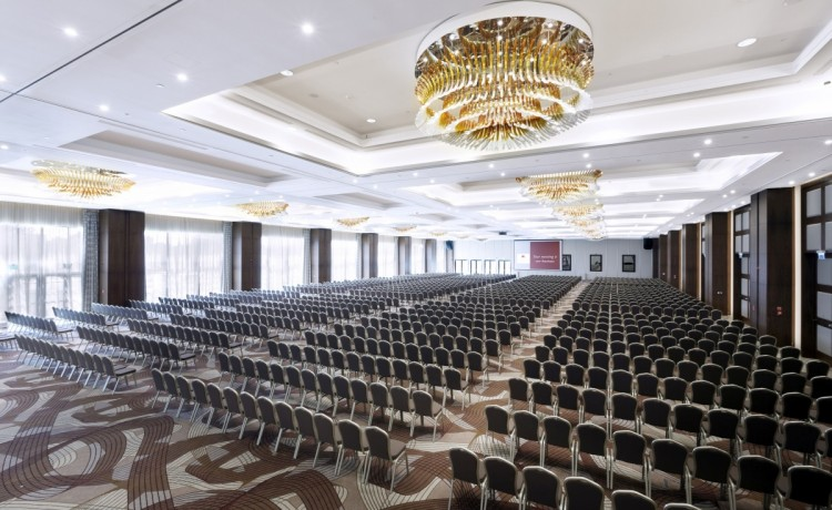 Hotel **** DoubleTree by Hilton Hotel & Conference Centre Warsaw / 2