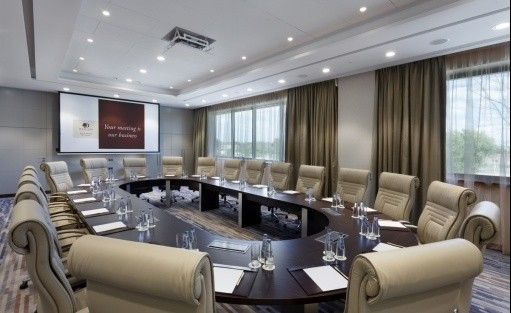 Hotel **** DoubleTree by Hilton Hotel & Conference Centre Warsaw / 4