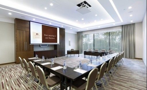 Hotel **** DoubleTree by Hilton Hotel & Conference Centre Warsaw / 5