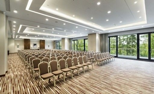 Hotel **** DoubleTree by Hilton Hotel & Conference Centre Warsaw / 3