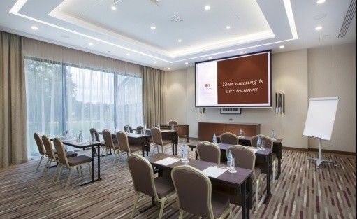 Hotel **** DoubleTree by Hilton Hotel & Conference Centre Warsaw / 6