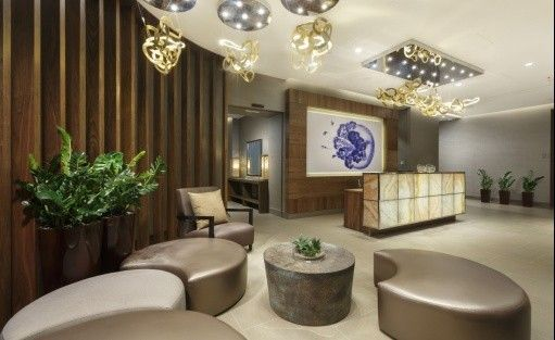 Hotel **** DoubleTree by Hilton Hotel & Conference Centre Warsaw / 1