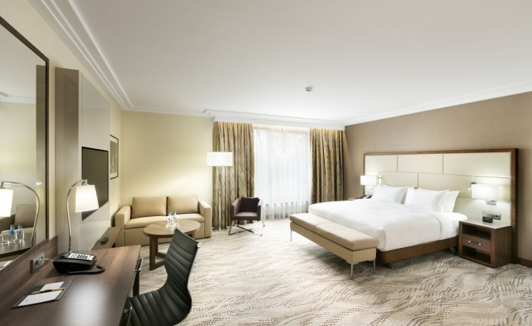 Hotel **** DoubleTree by Hilton Hotel & Conference Centre Warsaw / 7