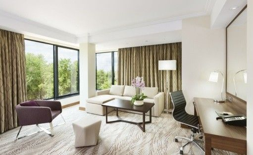 Hotel **** DoubleTree by Hilton Hotel & Conference Centre Warsaw / 8
